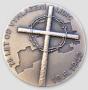 Lidice - obecný kov starobronz, 35 mm